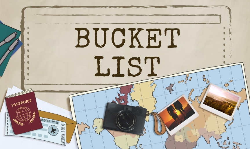 Why Wait to Experience Your Bucket List?