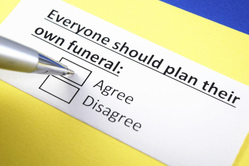 Funeral Planning Doesn't Have to be Creepy