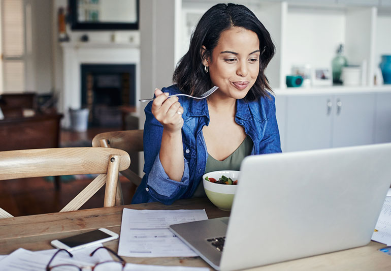 Stay Healthy While Working and Caregiving From Home pt3